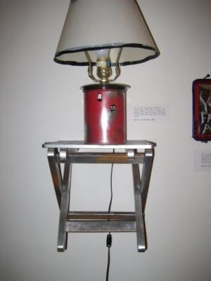 Ass lamp (lampe pour un con)
