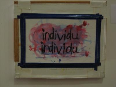 Individu, individu