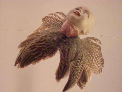 Angelus Novus (1 of 6 sculptures)