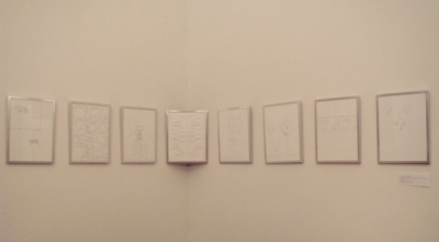 Selected drawings after Agamben