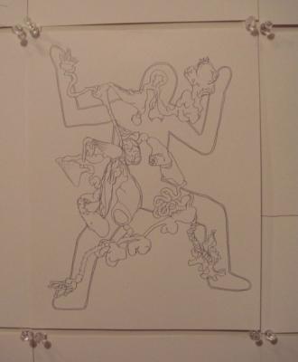 Detail among selected drawings